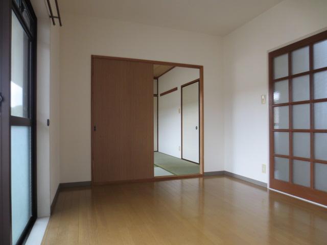 メルベーユ三芳野 203号室の風呂