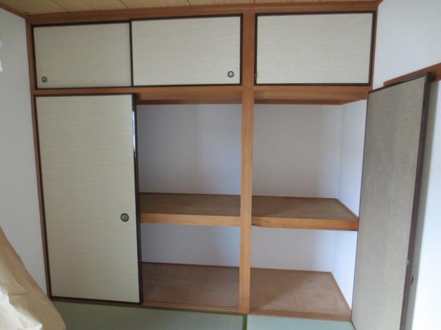 メルベーユ三芳野 203号室の収納