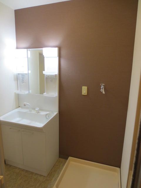 メルベーユ三芳野 203号室の洗面所