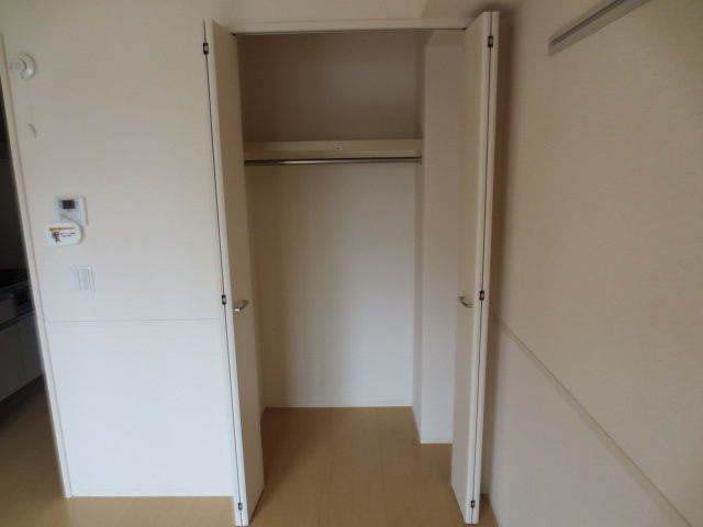 アリエル 202号室の収納