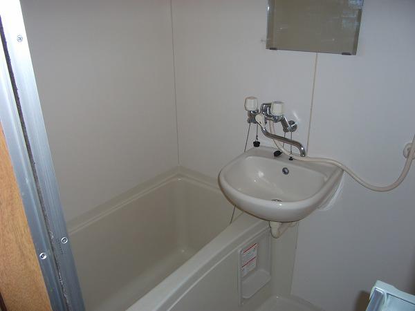 リブルHANASEN 305号室の風呂