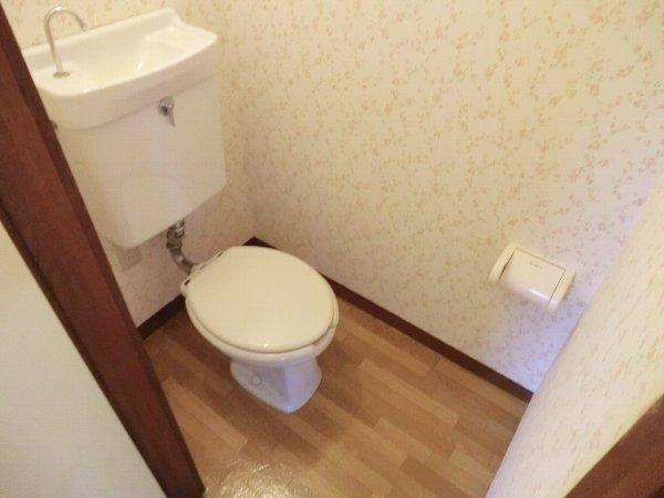 笹屋マンション 205号室のトイレ