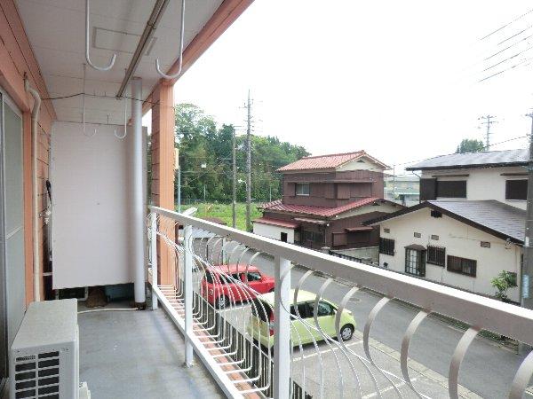 笹屋マンション 205号室の眺望