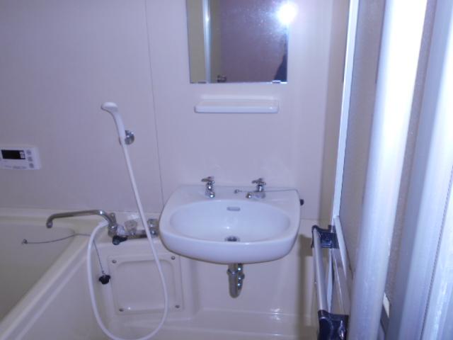 岩端ビル 4-B号室の洗面所