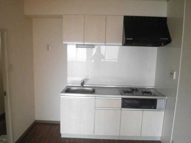シャンブルドゥミヤザキ 1-305号室のキッチン