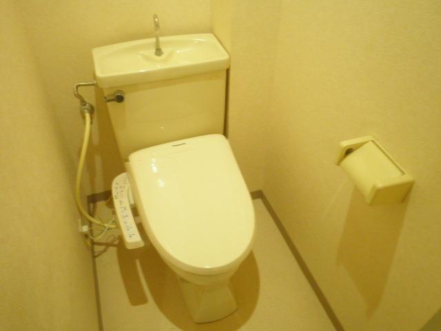 シャンブルドゥミヤザキ 1-305号室のトイレ