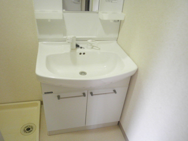 シャンブルドゥミヤザキ 1-305号室の洗面所