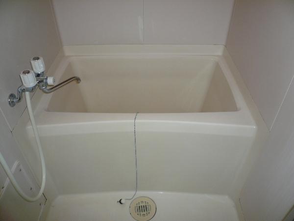 ヴィレッジ西堀 301号室の風呂