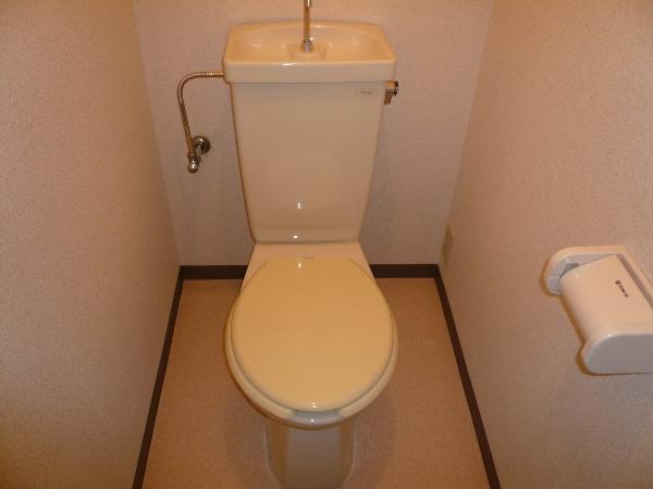 ヴィレッジ西堀 301号室のトイレ