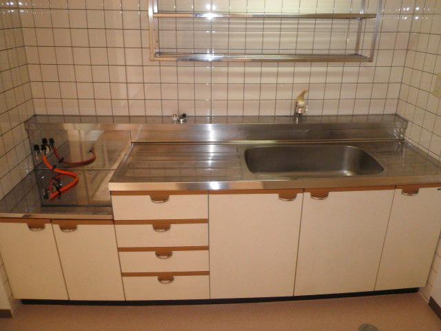 第3武笠ビル 202号室のキッチン