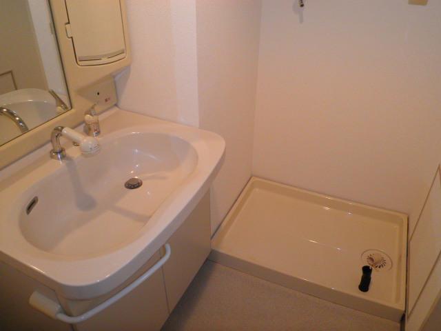 第3武笠ビル 202号室の洗面所