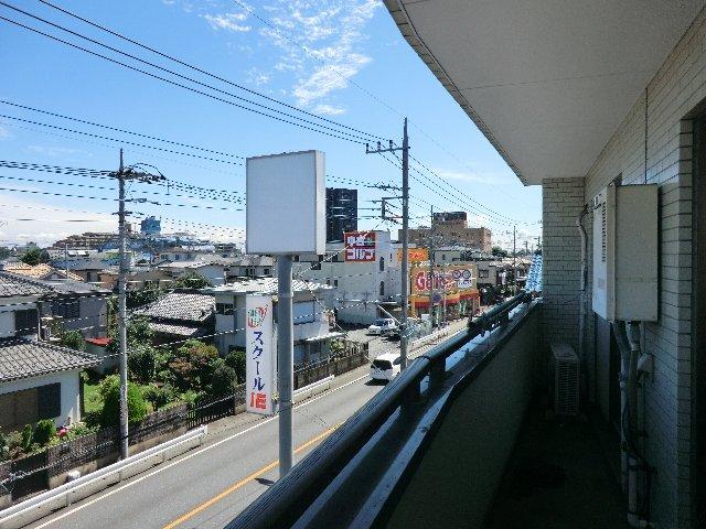 佐藤ビル 301号室の景色