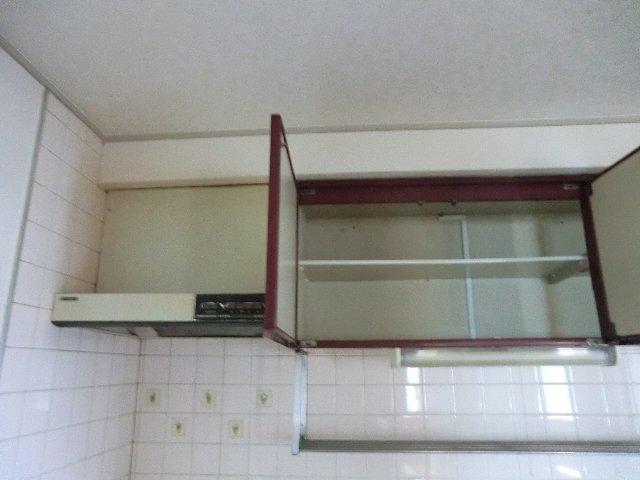佐藤ビル 301号室のキッチン