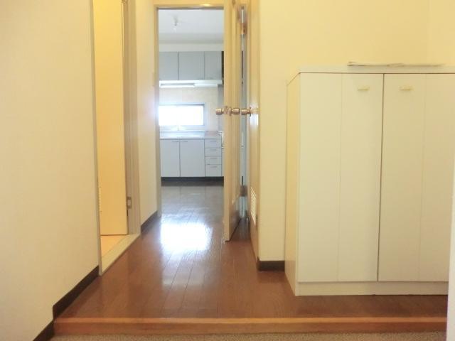 大黒屋レヂデンスⅡ 501号室の玄関