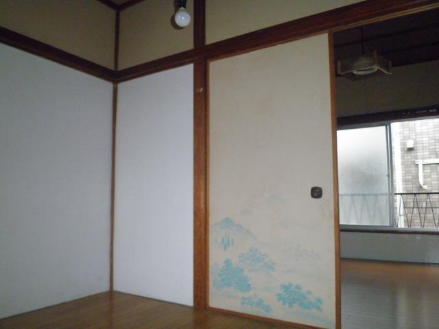 石井荘 103号室のリビング