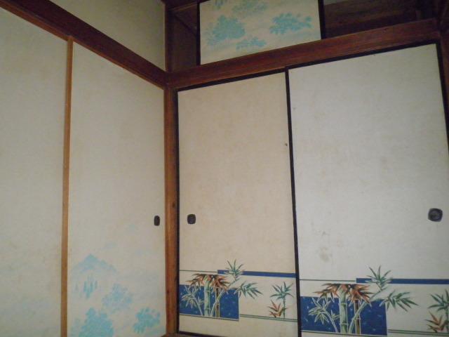 石井荘 103号室の収納