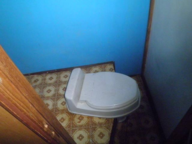 石井荘 103号室のトイレ