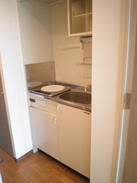 浦和シティマンション 504号室のキッチン