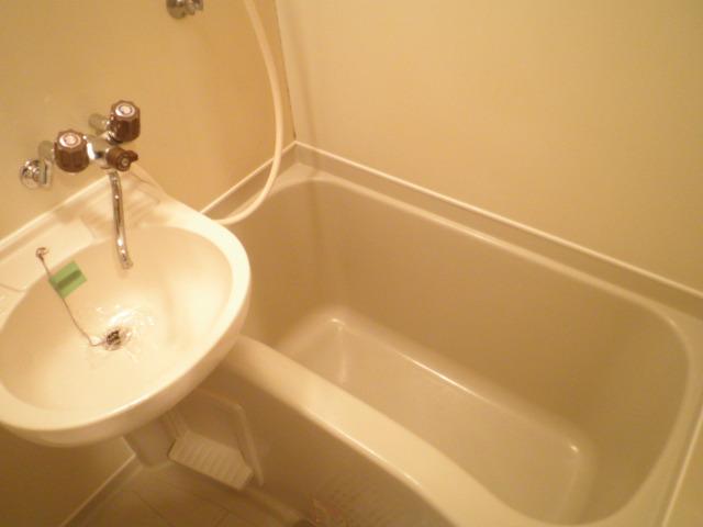 浦和シティマンション 504号室の風呂