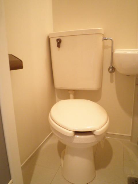 浦和シティマンション 504号室のトイレ