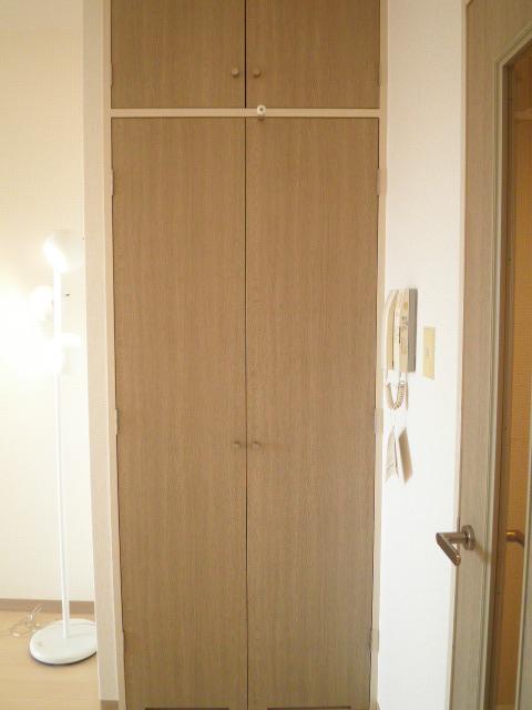 浦和シティマンション 504号室の収納