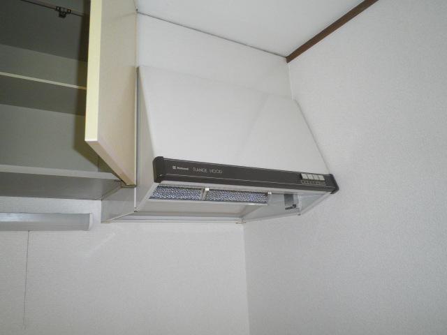 デュエット本太 202号室のキッチン