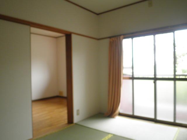 デュエット本太 202号室の景色