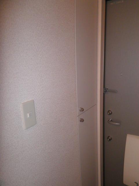 Sunny Moon 106号室の玄関