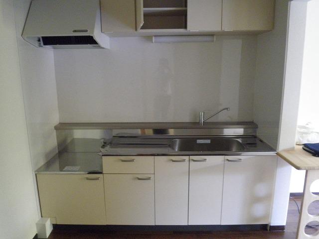 ドミール・ヤマノウチのキッチン