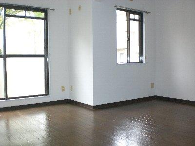 ドミール・ヤマノウチの居室