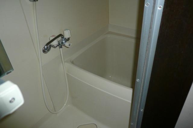 田中アパート 201号室の風呂