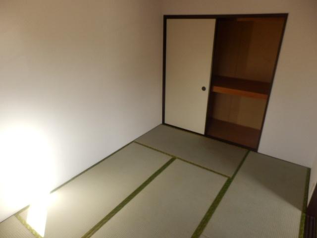 フレグランスSHOWA 202号室の収納