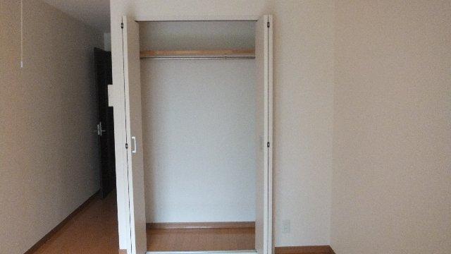 リブリ・ジラソーレ 203号室のバルコニー