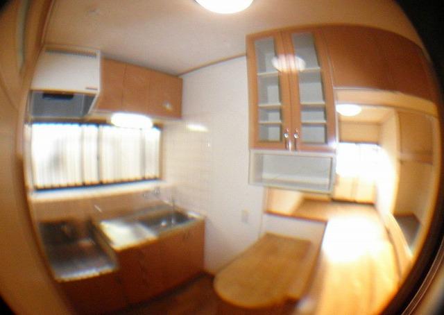 メゾン ロゼア 103号室のキッチン