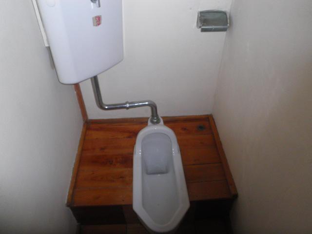 吉野荘B 203号室のトイレ