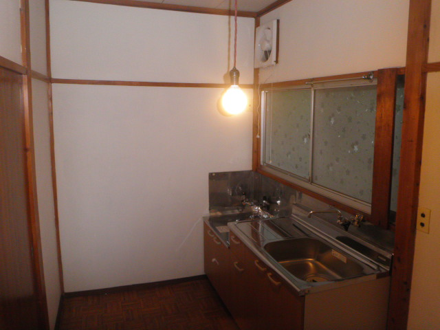 吉野荘B 203号室の風呂