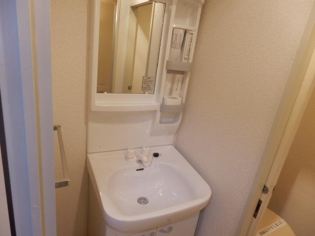 ファミールケントム 203号室の洗面所
