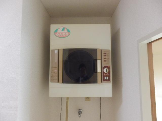 ファミールケントム 203号室の設備