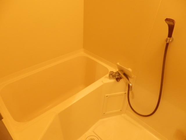 ファミールケントム 203号室の風呂