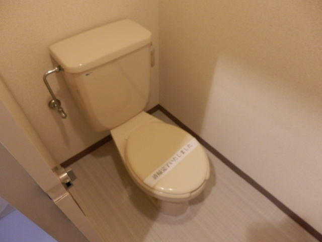 ファミールケントム 203号室のトイレ