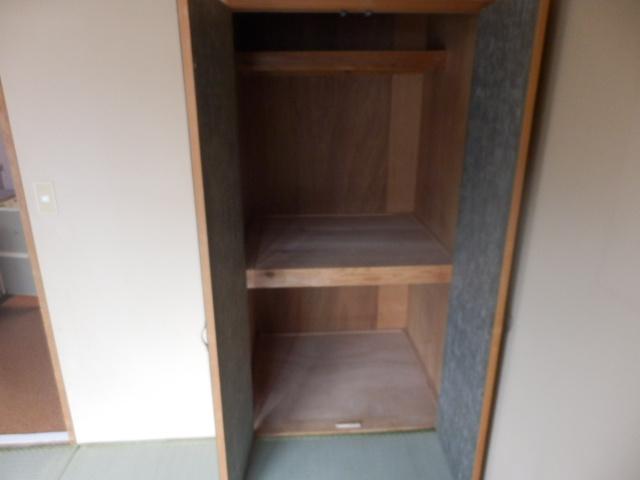 ファミールケントム 203号室の収納