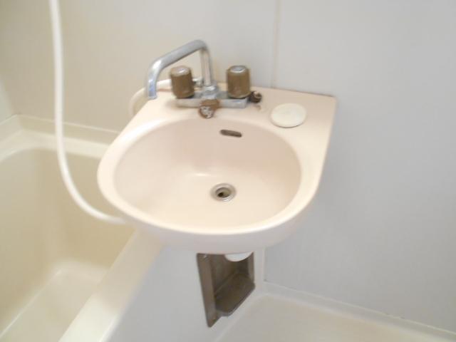 ウェーブ元町 303号室の洗面所