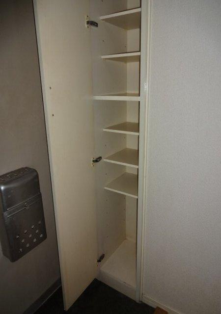 第11メゾンエステルナ 202号室の収納
