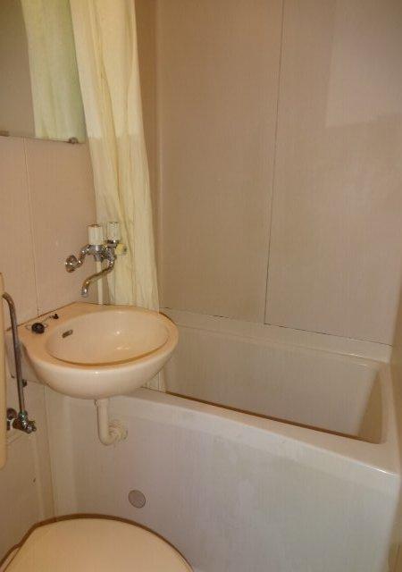 第11メゾンエステルナ 202号室の風呂