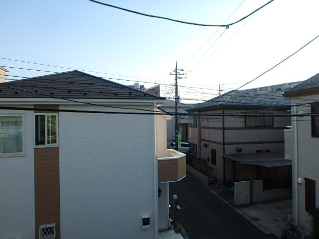 藤原戸建の景色