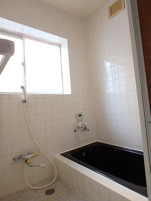 藤原戸建の風呂