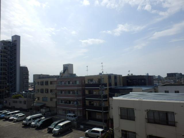 青木マンション 403号室の眺望