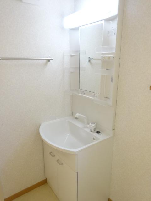 ミント・アヴェニュの洗面所