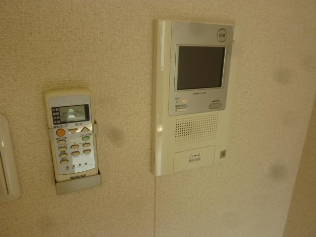 カーサアルマーレ 203号室のセキュリティ
