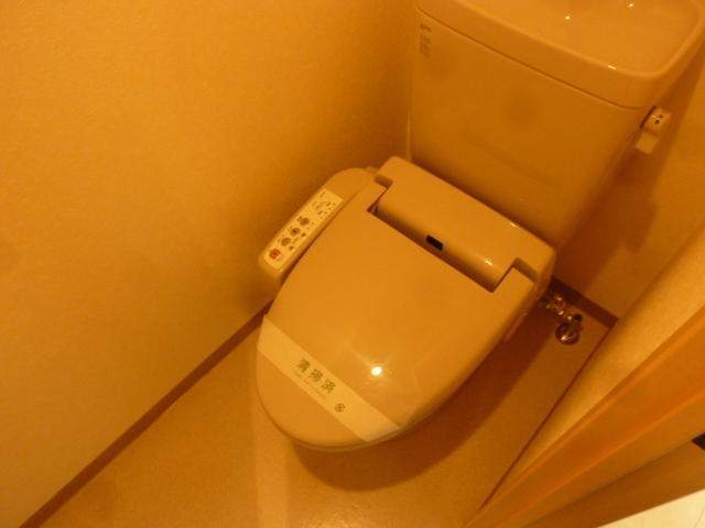カーサアルマーレ 203号室のトイレ